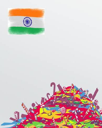 Indian Sweet Background